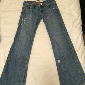 Juniors O'neill distressed Bootcut Jeans